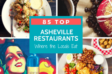 photos of restaurants in Asheville