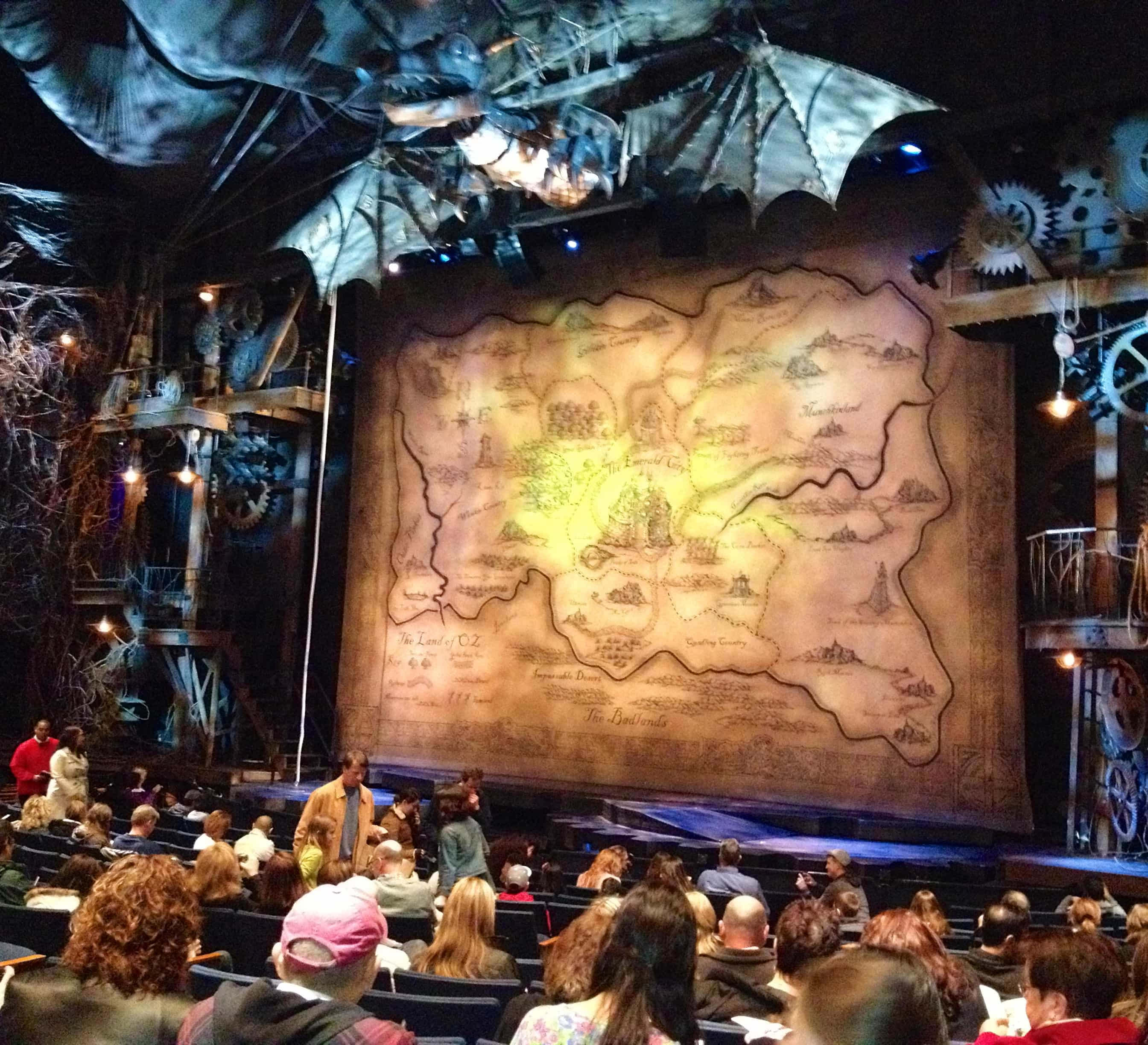 WICKED Musical on Broadway