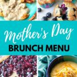 four recipes for Mother's Day.