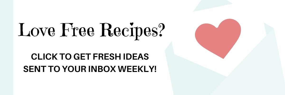 Click to get fresh ideas sent to your inbox weekly!